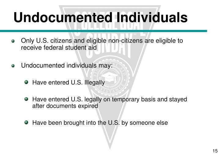 Undocumented Individuals