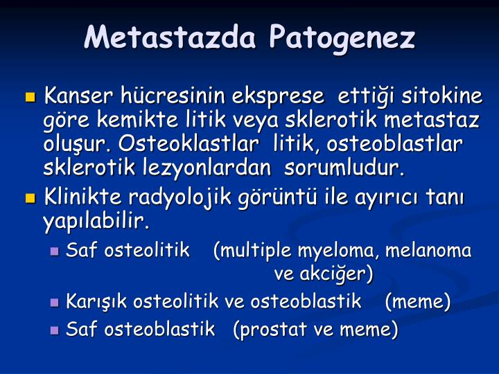 Metastazda