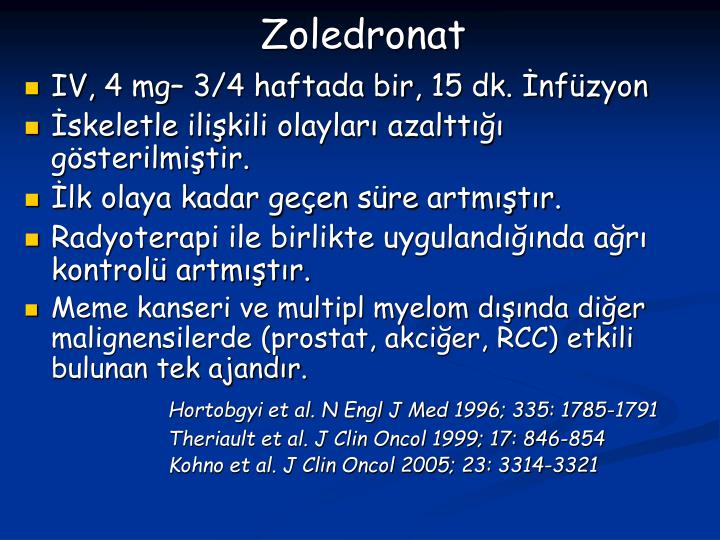 Zoledronat