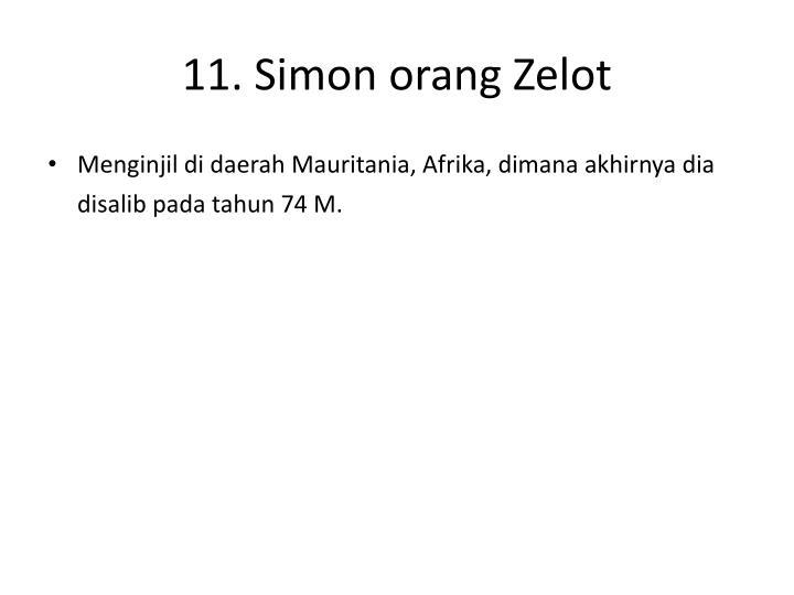 11. Simon