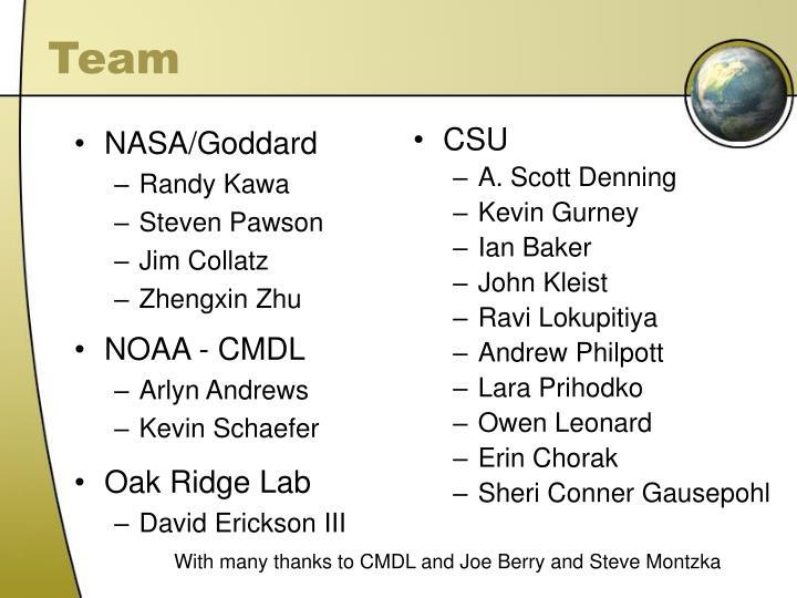 NASA/Goddard