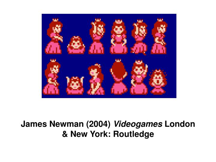 James Newman (2004)
