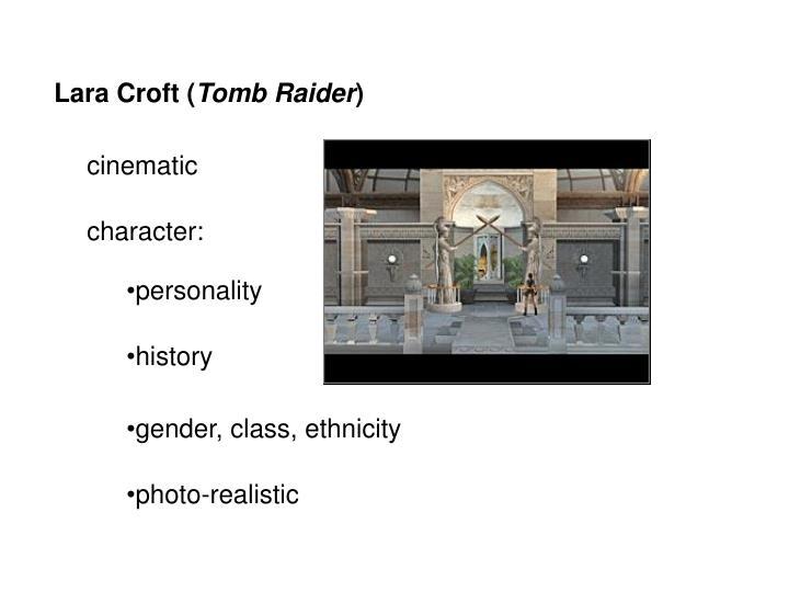 Lara Croft (