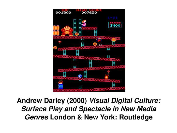 Andrew Darley (2000)