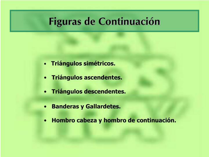 Figuras de Continuación