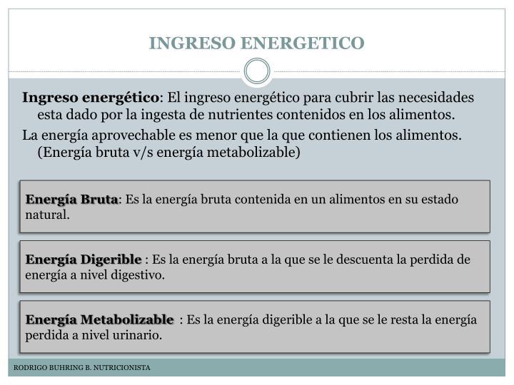 PPT - METABOLISMO ENERGETICO PowerPoint Presentation - ID..
