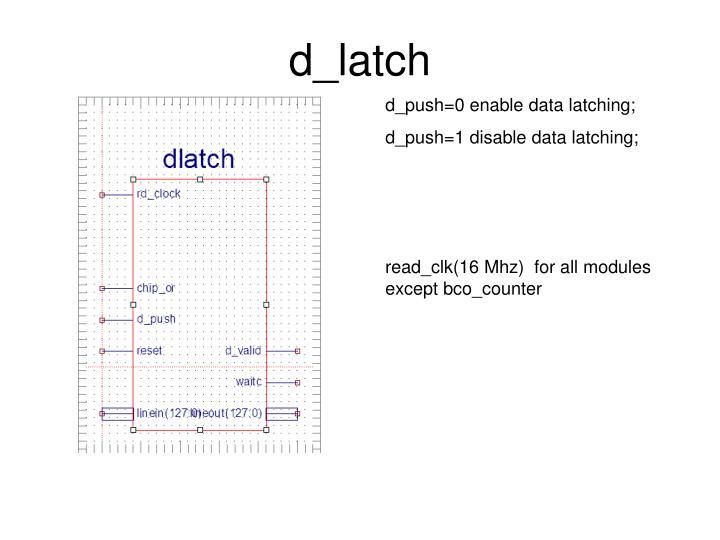 d_latch