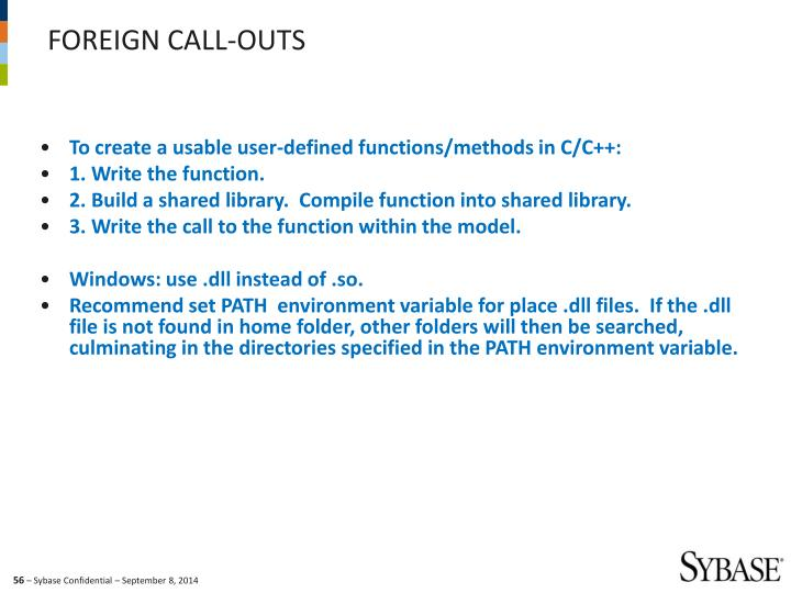 To create a usable user-defined functions/methods in C/C++: