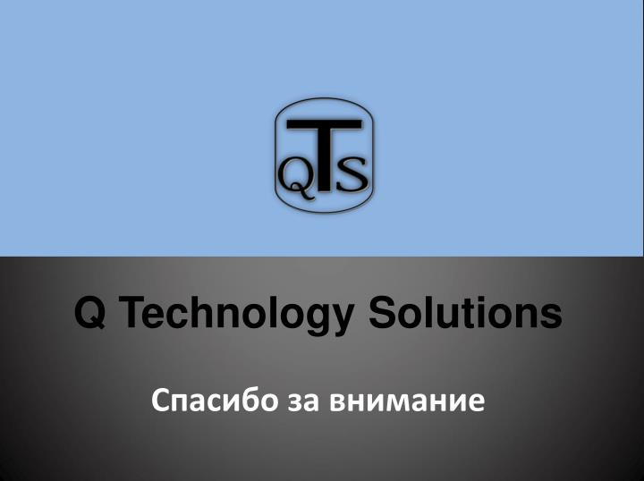 Q Technology Solutions