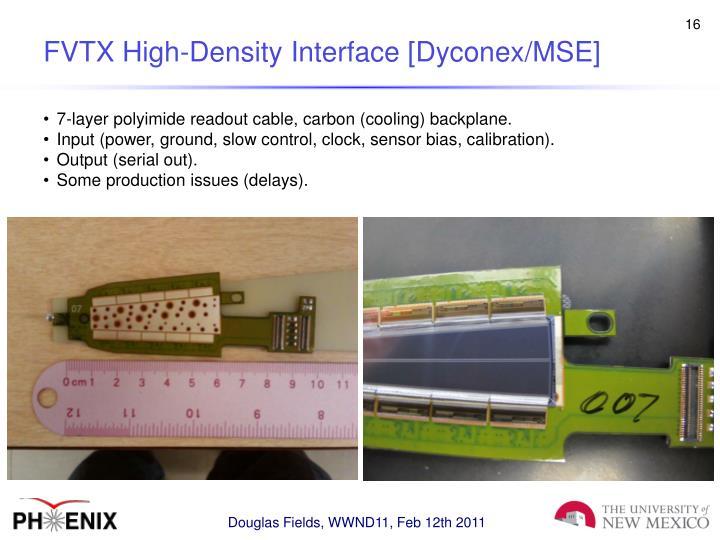 FVTX High-Density