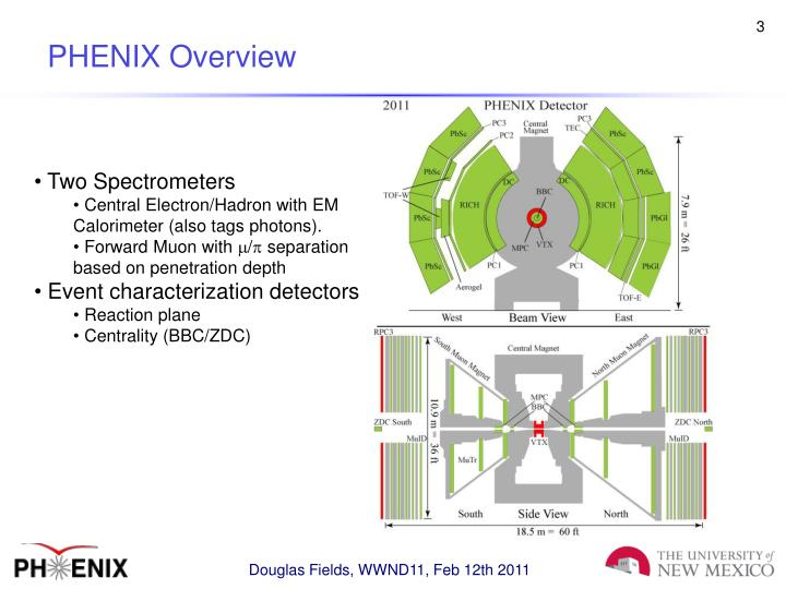 Phenix overview