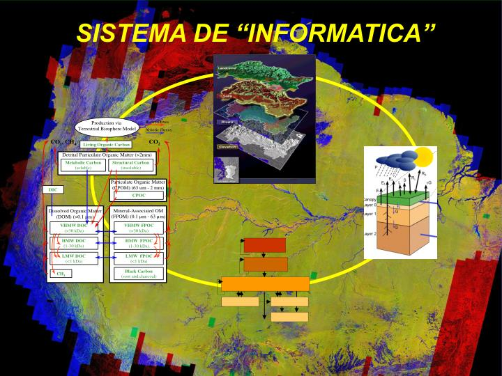 """SISTEMA DE """"INFORMATICA"""""""