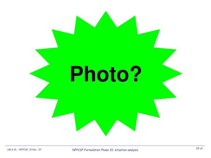 Photo?
