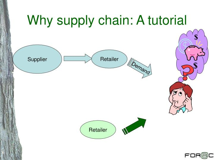 Why supply chain