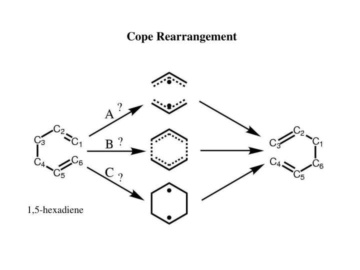 Cope Rearrangement