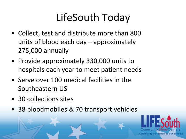 LifeSouth Today