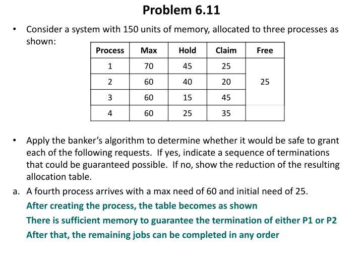 Problem 6.11