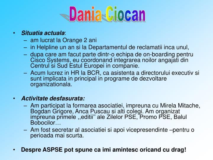 Dania Ciocan