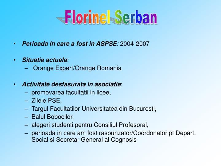 Florinel Serban