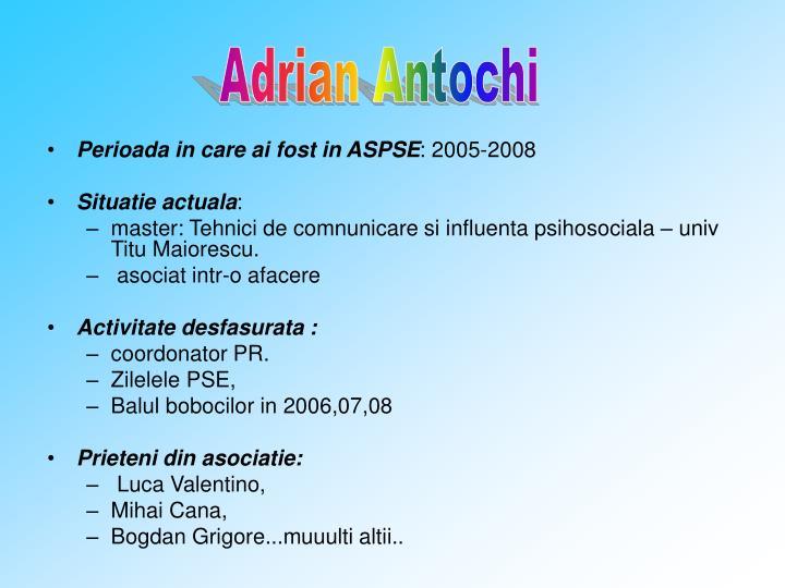 Adrian Antochi