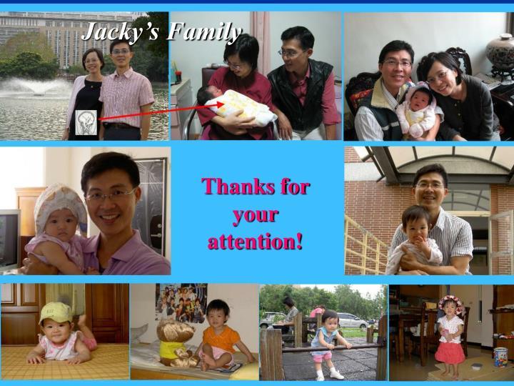 Jacky's Family