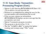 11 10 case study transaction processing program cont3