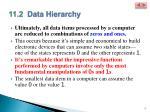 11 2 data hierarchy