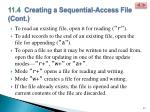 11 4 creating a sequential access file cont11