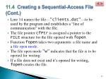 11 4 creating a sequential access file cont3