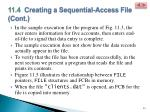 11 4 creating a sequential access file cont9