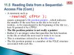 11 5 reading data from a sequential access file cont2