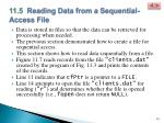 11 5 reading data from a sequential access file