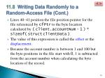 11 8 writing data randomly to a random access file cont
