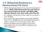 11 8 writing data randomly to a random access file cont3