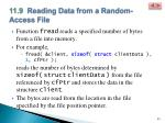 11 9 reading data from a random access file