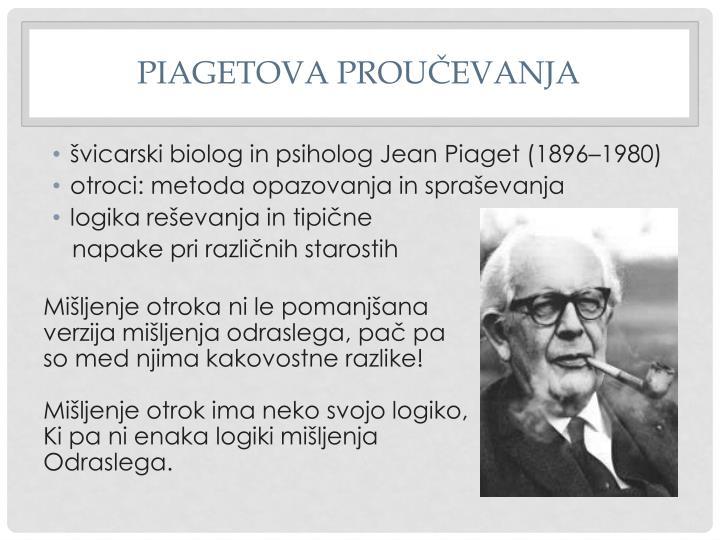 PiAGETOVA