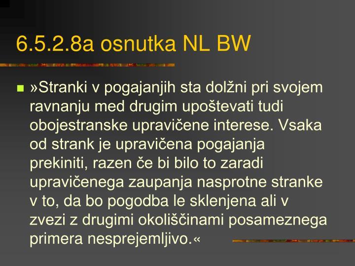 6.5.2.8a osnutka NL BW