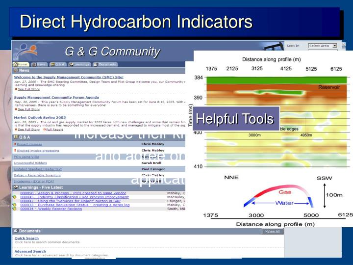 Direct Hydrocarbon Indicators