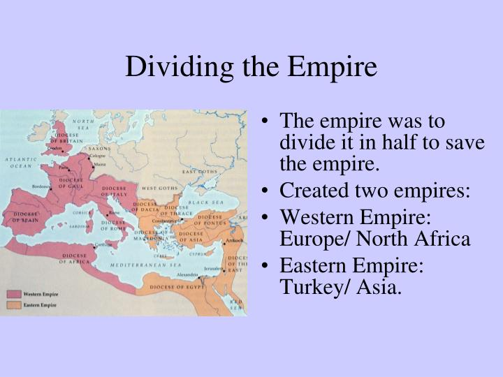 Dividing the Empire