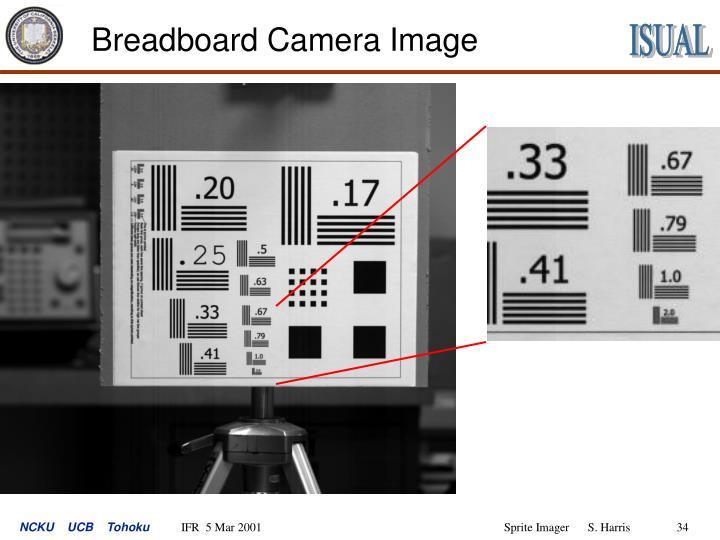 Breadboard Camera Image