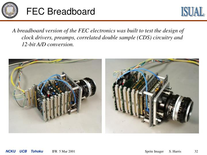 FEC Breadboard