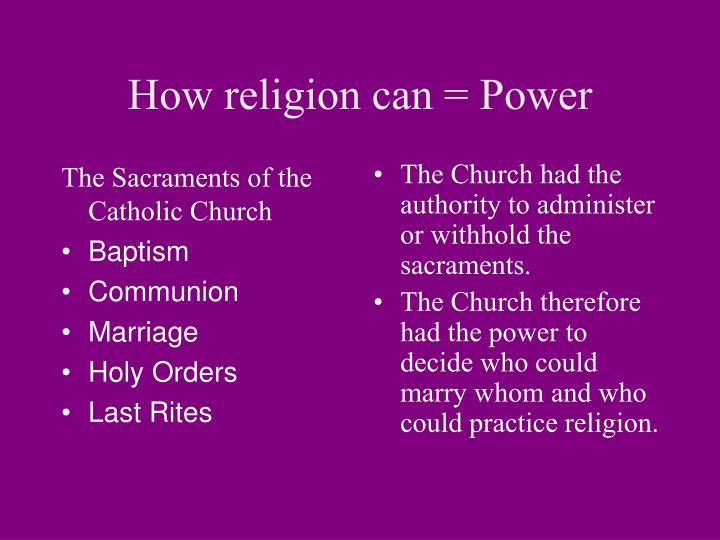 The Sacraments of the Catholic Church