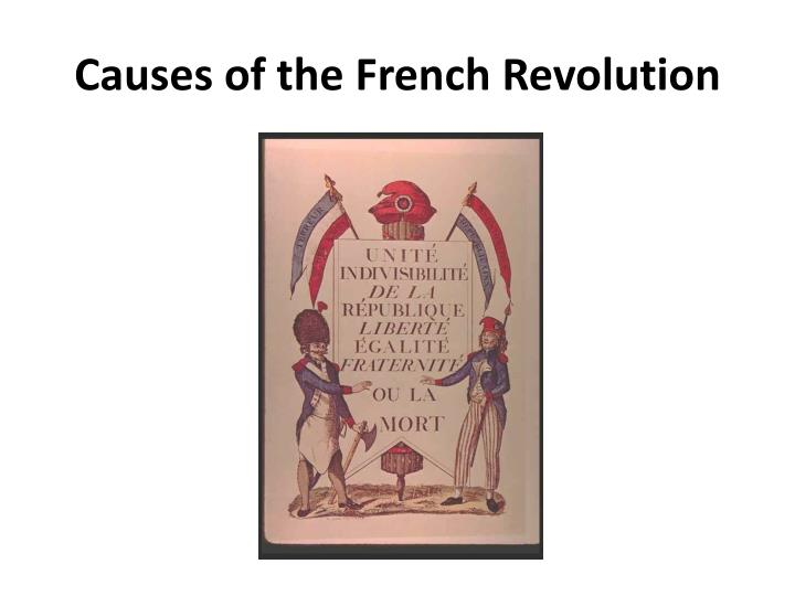 the significance of the french revolution essay
