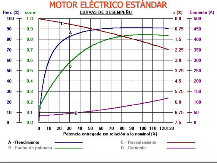MOTOR ELÉCTRICO ESTÁNDAR