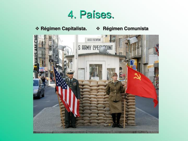 4. Países.