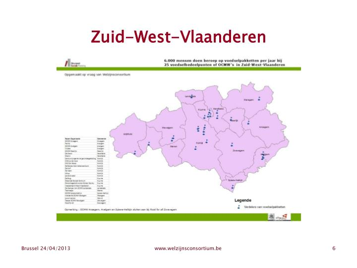 Zuid-West-Vlaanderen
