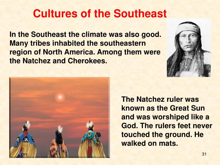 Cultures of the Southeast