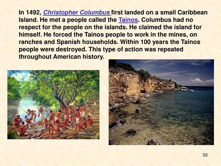 In 1492,
