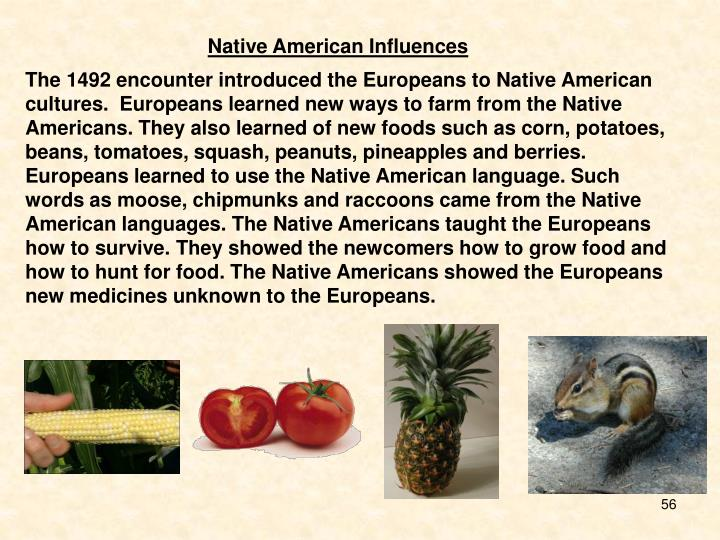 Native American Influences
