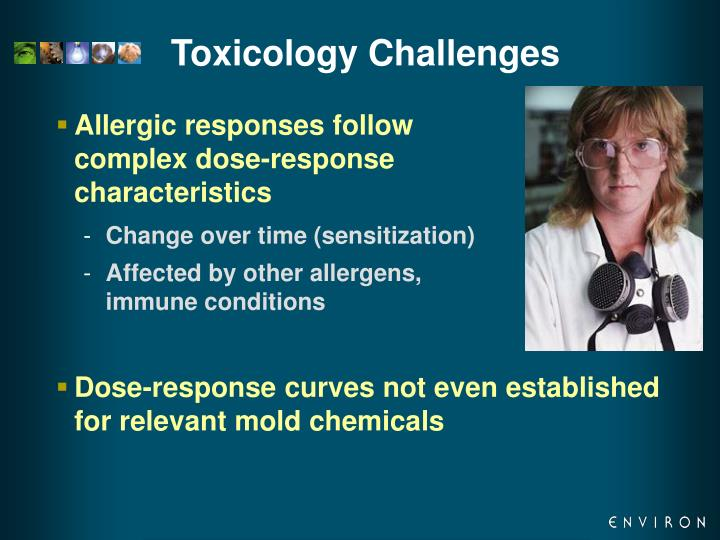 Toxicology Challenges